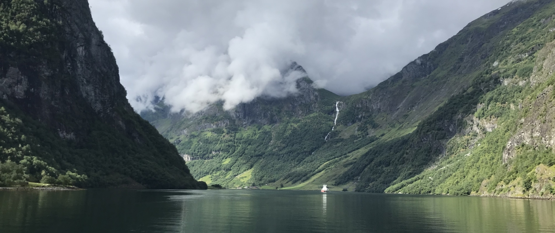 Nærøyfjord UNESCO world heritage site