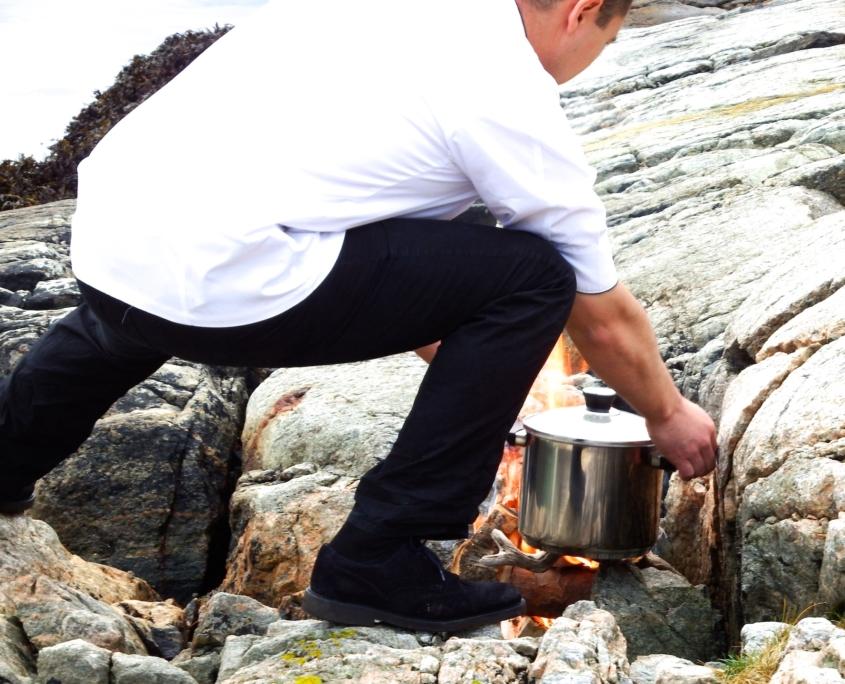 Sea food, Bergen, Norway, viking